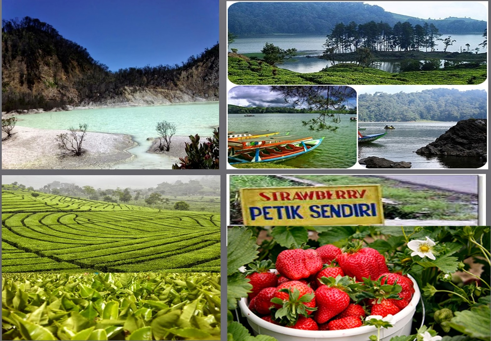 4 DAYS 3 NIGHT BANDUNG CITY TOUR