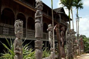 Mahakam River Adventure and Dayak Tribe Tour
