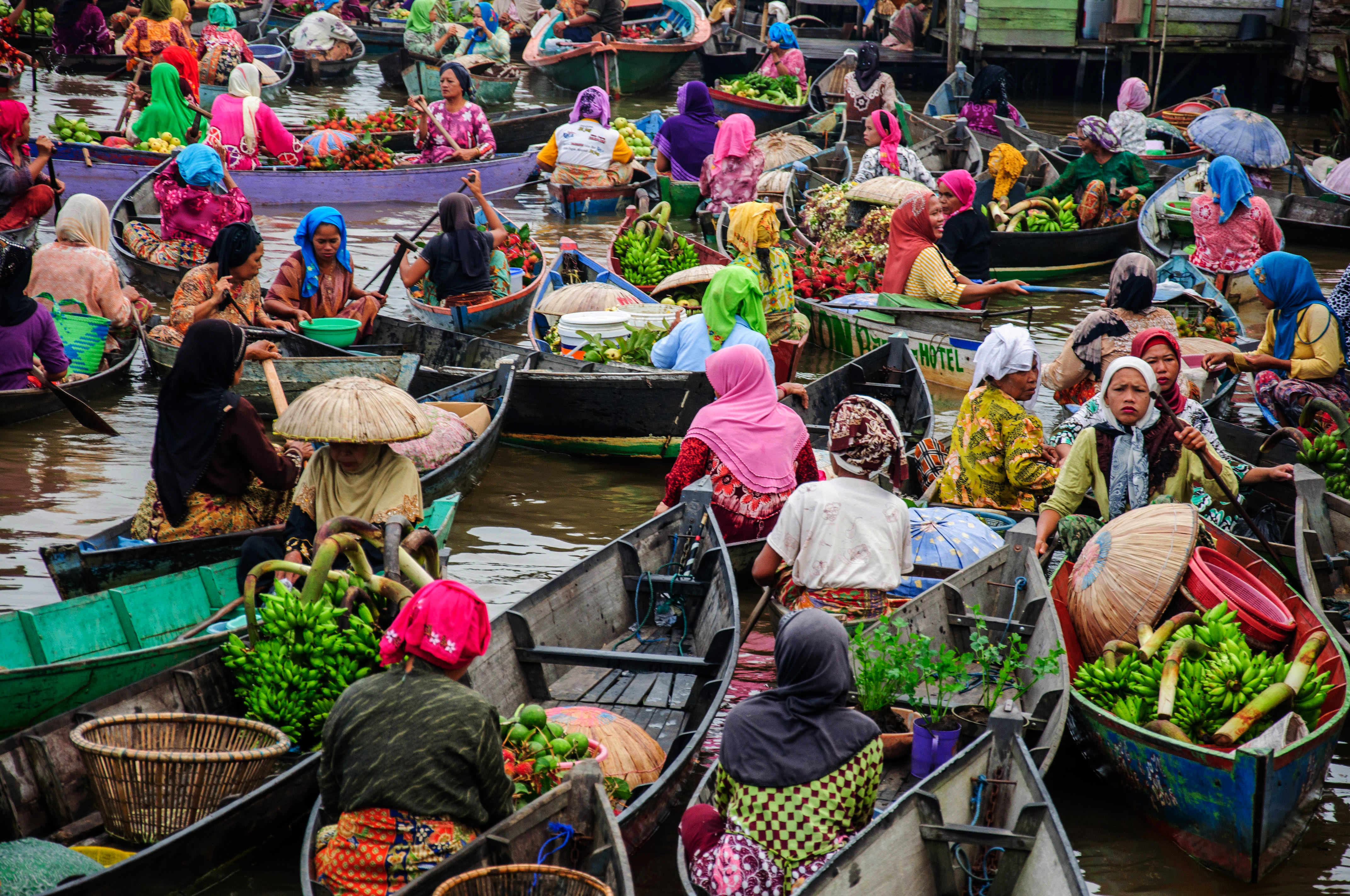 Canal & Floating Market 6D5N